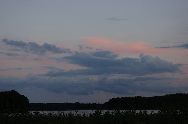 Seenplatte, Mecklenburg, Sommerfrischler