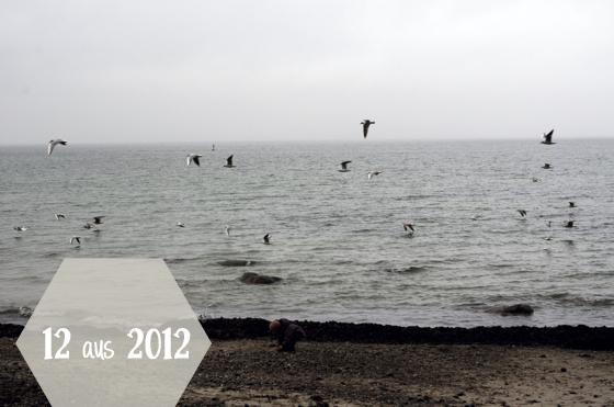 Ostsee, Moeven, Meer, Strand, Kurzurlaub