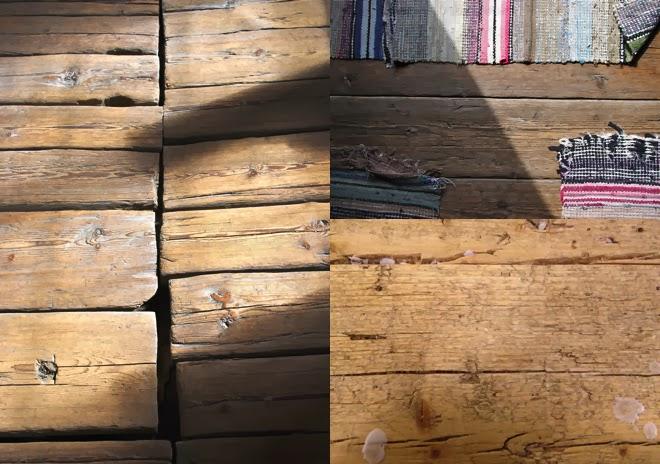 Holzboden Badezimmer Aber Holz : MA zügelt: Holz oder Beton? Eine ...