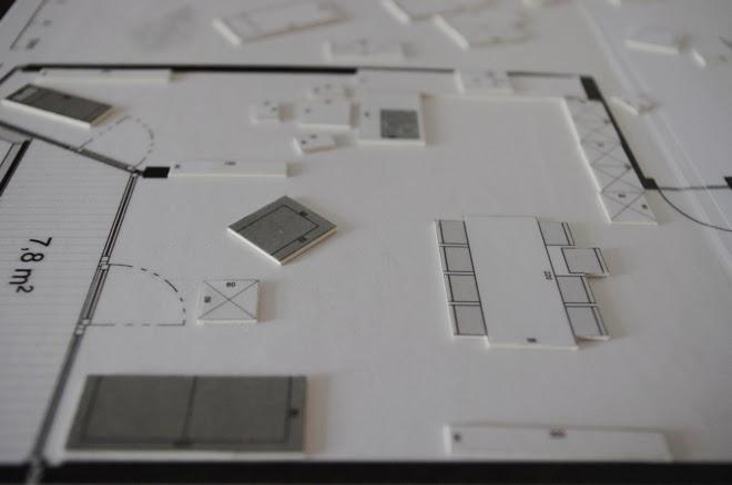 wohnzimmer mit offener kuche grundriss m i ma zgelt einrichten herumschieben wegwischen der - Wohnzimmer Grundriss Ideen
