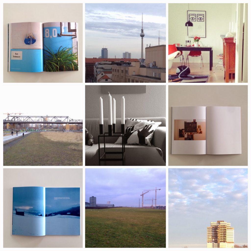 beauty is where you find it, Nic, Luzia Pimpinella, Januar, Collage, Berlin, Fotobuch, Kälte, Kerzen