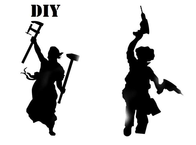 Do it yourself, das utopische potenzial des selbermachens, daniel kulle, Mitmachrevoluation, DIY
