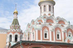 Der Rote Platz in Moskau