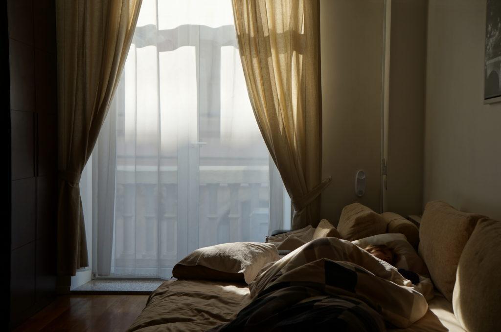 Ueber AirBnB haben wir 2 Wohnungen in Moskau gemietet
