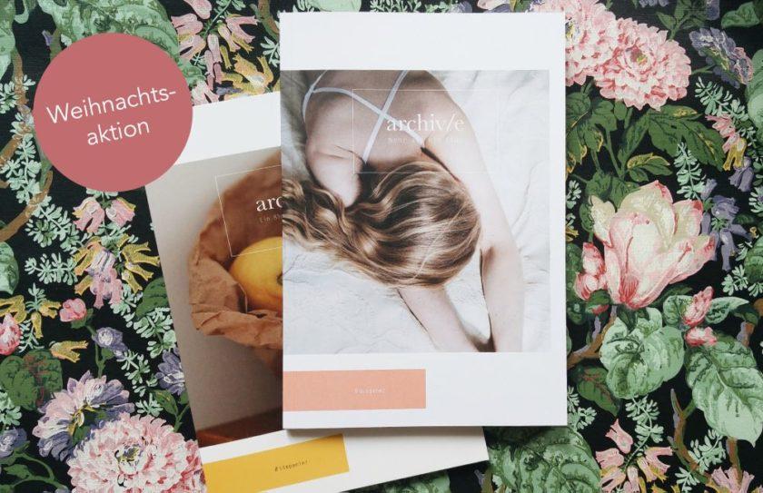 archiv/e magazin 01 und 02