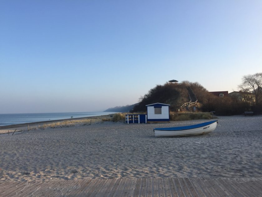 Der Strand von Rerik