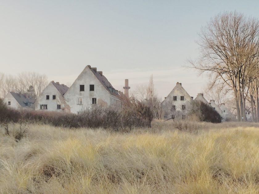 Die Gartenstadt auf der verbotenen Halbinsel Wustrow