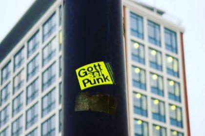 Gott sei Punk