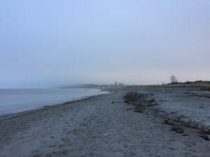 M i MA in Rerik: der Strand