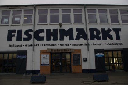 Der Rostocker Fischmarkt