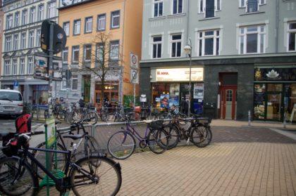 Szeneviertel von Rostock
