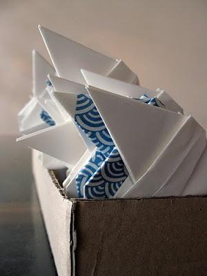 Origami, Mobile, Schwäne