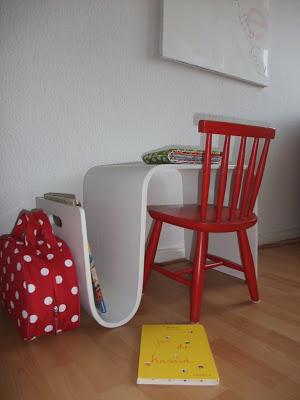 Kindertisch, Offi-Tisch, Kinderstuhl, Kinderzimmer