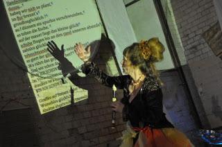 Nacht und Nebel, 2010, Neukölln, Kunst, Kultur, Ieva Jansone, Indre Zetzsche, Blockflöte, Ginalori, Ginlori, berlin