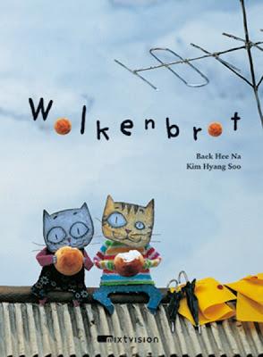 Wolkenbrot, Bilderbuch, Baek Hee Na