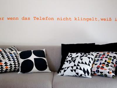 Kissen, Sofa, Sophie, Frau Meier, Lampe
