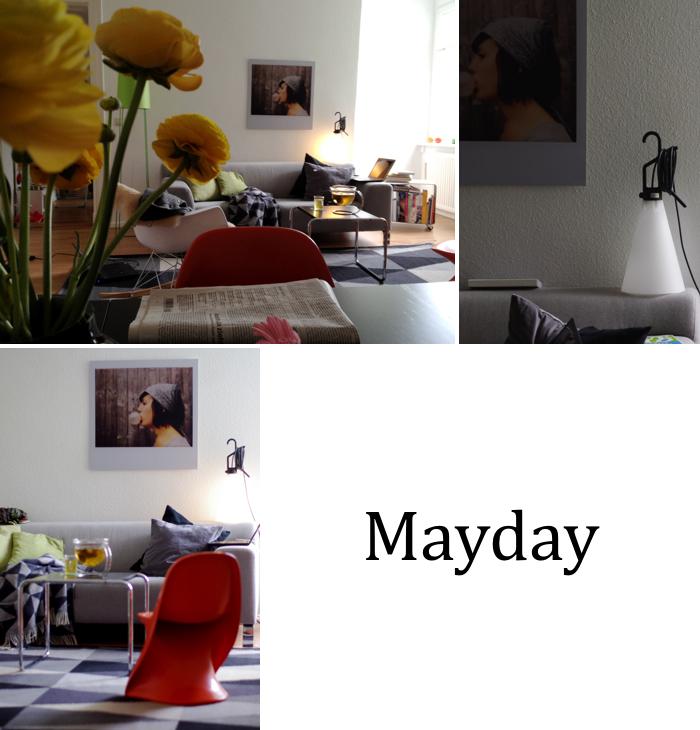 Mayday, Flos - Mayday Mehrzweckleuchte, Konstantin Grcic