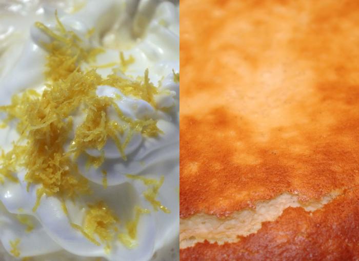 Quarkkuchen auf neue Art, Quarkkuchen, Rezept