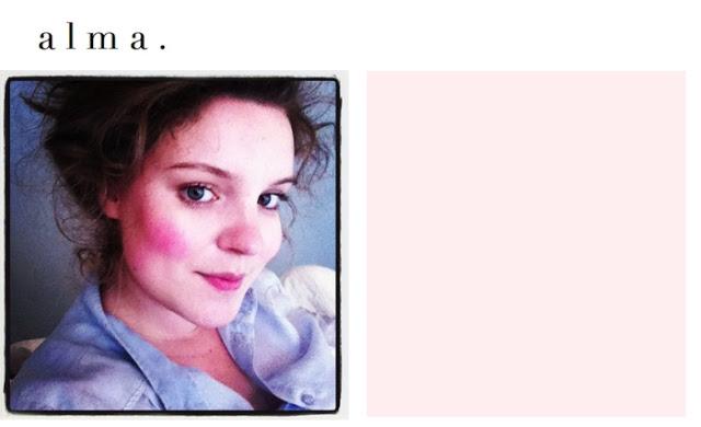 Alma Blog, Alma Clausen,