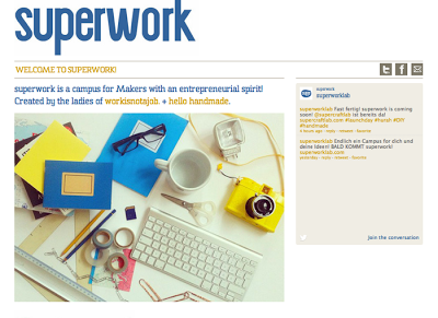 Superwork, Catharina Bruns, Sophie Pester, Work is not a job