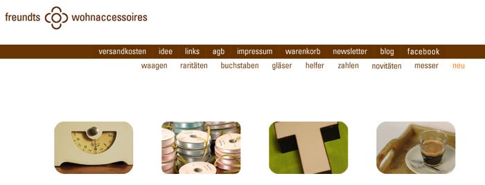 freundts wohnaccessoires, Yves Freundt, Sabine Freundt, Hamburg, Buchstaben