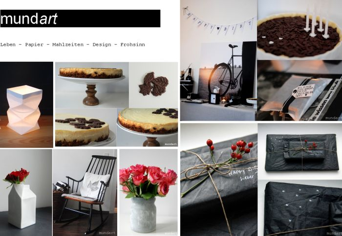 mundart blog, Maria, Design, Stempel, Papier, Mahlzeiten, Frohsinn