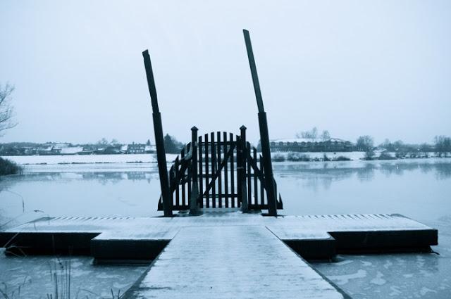 Weihnachten auf dem Land, Wendland, Gartow, Elbe,