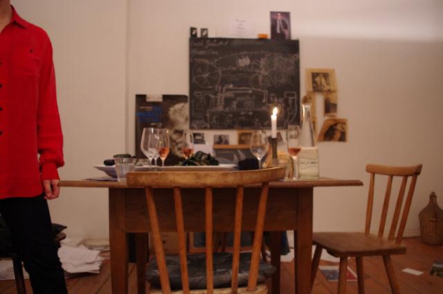 Weihnachtsessen, Jahresausklang, Abendessen, Kochen, Geselligkeit