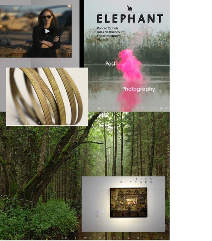 Elephant Magazin, WSAKE,