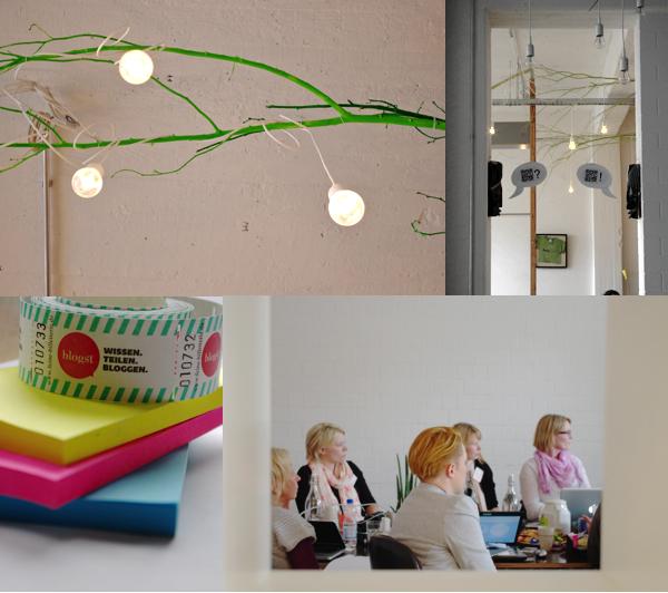 Bloggen als Business, Blogst, Workshop, Ricarda Nieswandt, Clara Moring, Tastesheriff