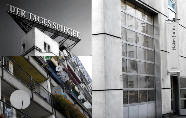 Artek, Eurogida, Potsdamer Straße, Gentrifizierung, Berlin