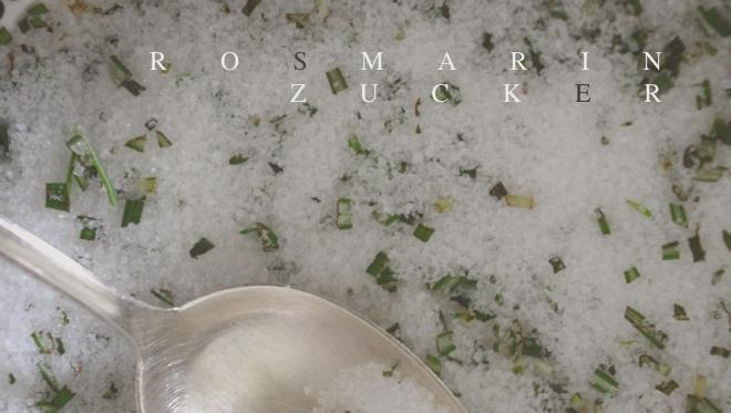 Pflaumenkuchen, Rosmarinquark, Rezept, Backen