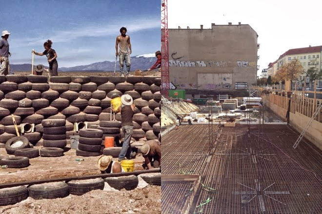 Earthship Biotecture, Nachhaltigkeit, Architektur, Upcycling