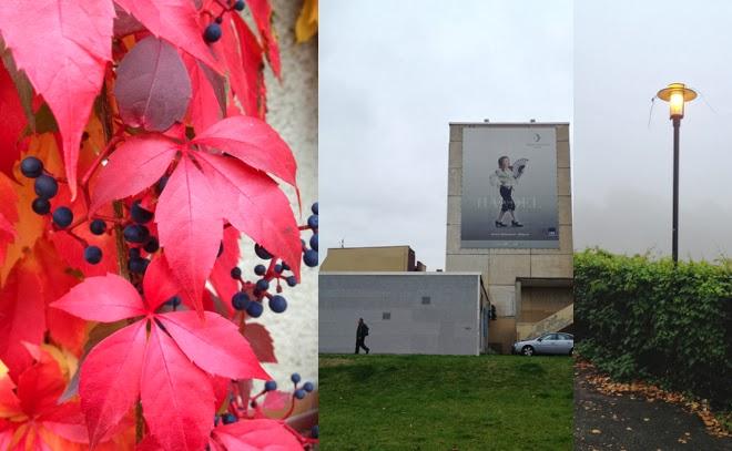 Halle, Haendel, Herbst,