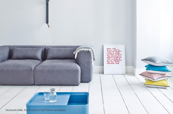 Nachhaltig, innovativ, jung. Eine Gründergeschichte aus der Berlin. Oder: Unser neues Sofa/Fofo