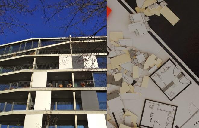 M i MA zügelt, Offenheit, Weite, Entscheidung, offene Wohnküche, Wohnen, Grundriss, Hastrich und Keuthage Architekten