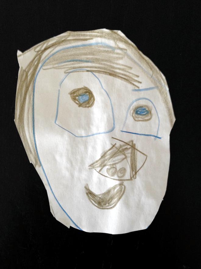 Kinderkunst, Kind of Art, Kinder, Malen, Zeichnungen, Philuko