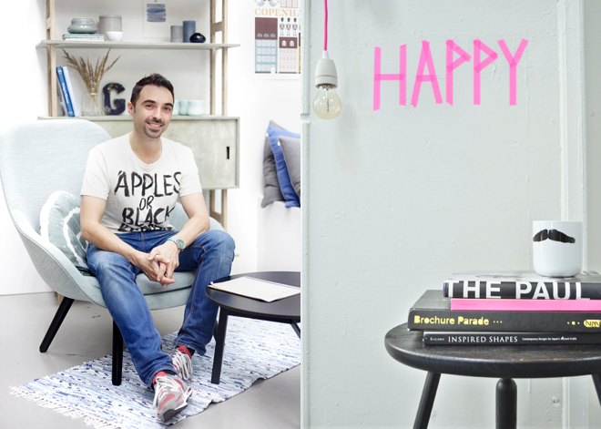 Happy Interior Blog, Urban Jungle Bloggers, Igor Josifovic, Interview