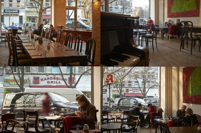 P103 Mischkonzern, Berlin, Engür Sastimdur, Café, Restaurant, Galerie, Potsdamer Straße, Jürgen Gustav Haase, Ans Netz Taxi, Schönebreg, Bülowstraße, Tiergarten, Peter Fauland