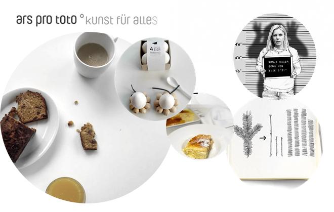 ars pro toto, Sonja Egger, Illustration und Handgemachtes, ars pro toto, Wien