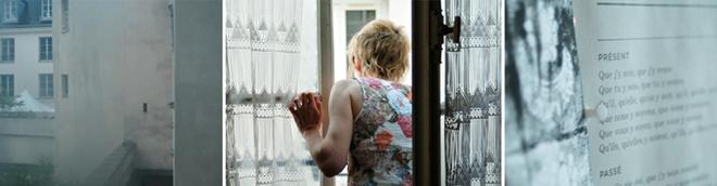 Ieva Jansone, Mozart Bird, Aryan Kaganof, Das Filmcafé, unmade beds, visual poems, M i MA