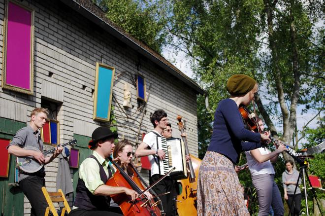 KLP, Kulturelle Landpartie, Wunde.r.punkte, Wendland, Kunst, Kultur, 2014, Kunsthandwerk, Beesem 20
