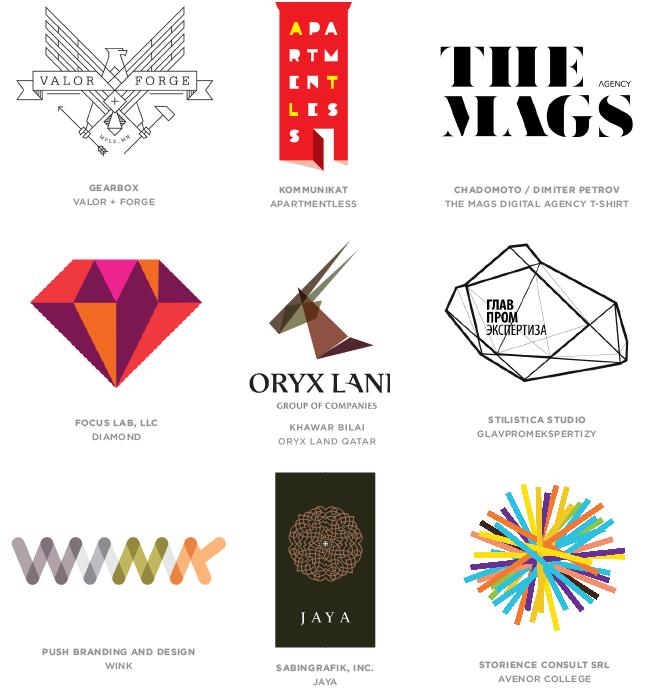 logo trends 2014
