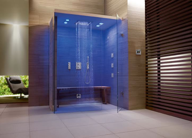 Grohe, Duschsystem, Paul Flowers, Innovation, Armaturen, Badezimmer
