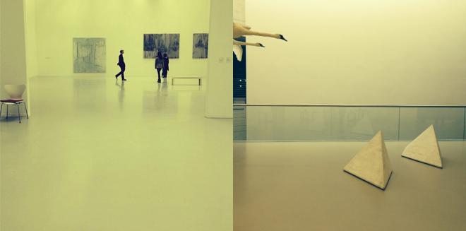 Reisen, Hannover, Sprengel-Museum, Dada,