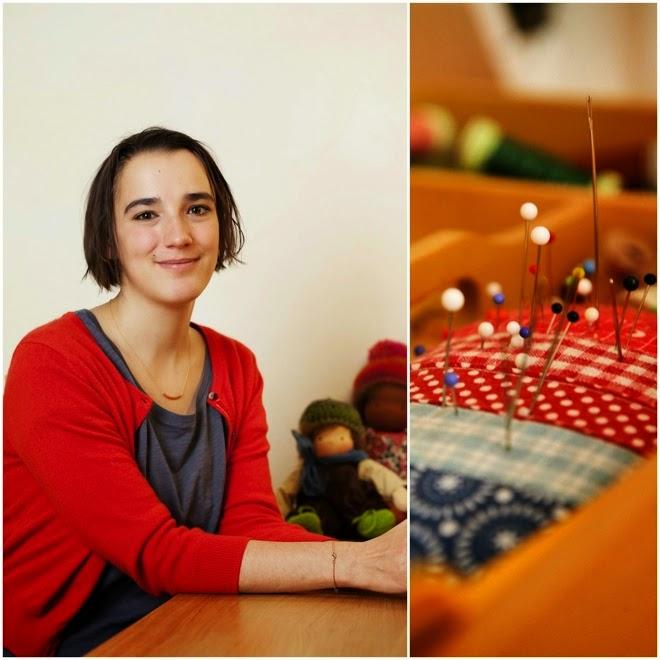 Mariengold, herzverbundene Puppenmacherei, Berlin, Maria Ribbeck Puppenmacherin und diplomierte Kommunikationswirtin