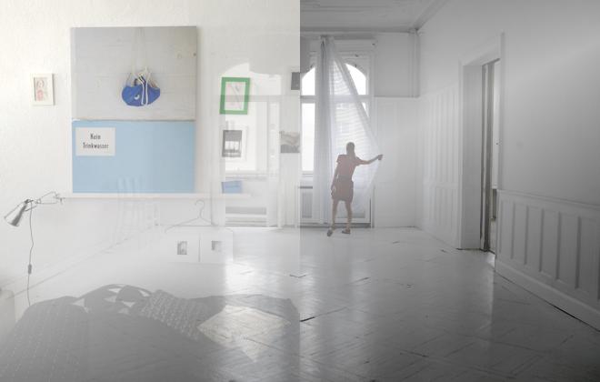 The Apartment, Prentu, Fotodruck, Alu-Dibond
