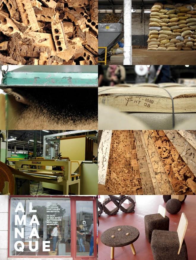 Kork, Naturmaterial, Korkproduktion