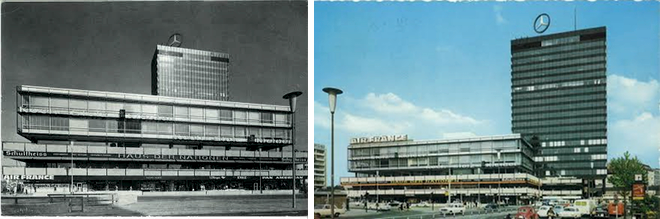 Berlins Weg in die Wolken 50 Jahre Europacenter, Raufeld Verlag,