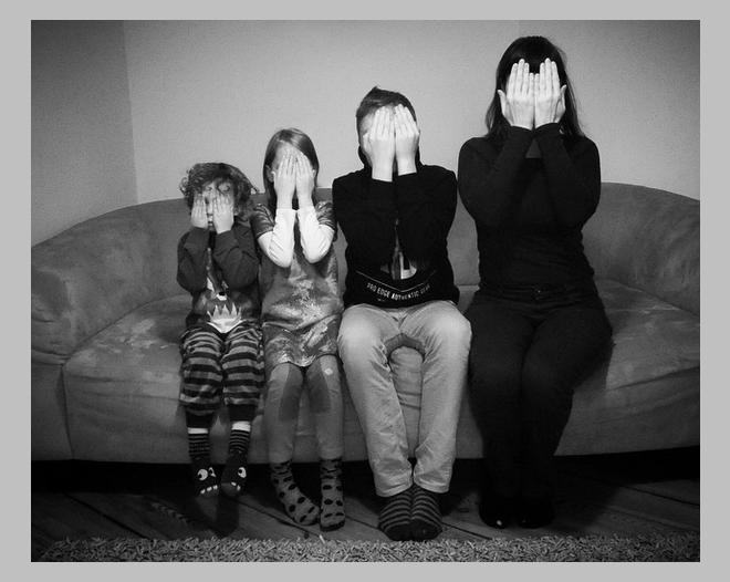 Das Nuf, Patricia Cammarata, Tiefenentspannt durch die Kinderjahre